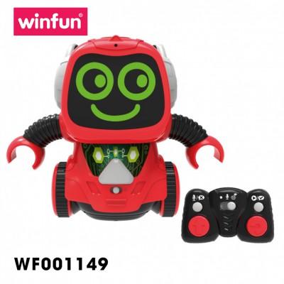 Robot biết nói, biết nhảy và điều khiển từ xa Winfun 1149