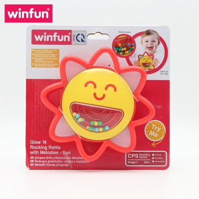 Xúc xắc hình mặt trời Winfun WF000243