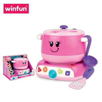 Đồ chơi nấu ăn xoong ma thuật Winfun 0762G 3-in-1 Magic Pot