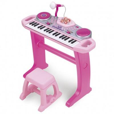 Đàn organ kèm mic và bàn DJ 2068G