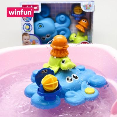 Đồ chơi bạch tuộc phun nước vui nhộn Winfun 007117A ( mẫu mới )