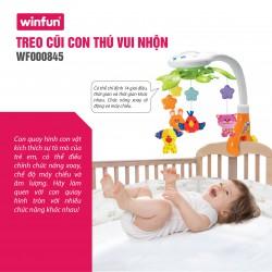 Treo cũi con thú vui nhộn Winfun 0845