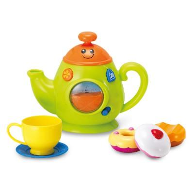 Bộ tiệc trà vui vẻ có nhạc