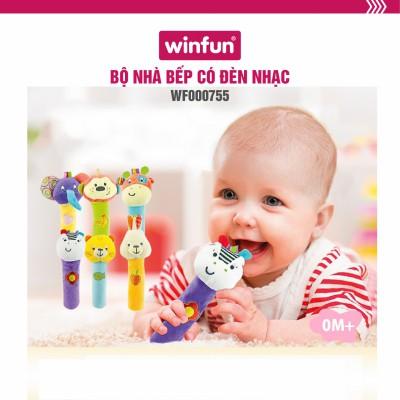 Thú bông xúc xắc chíp chíp Winfun WF900093