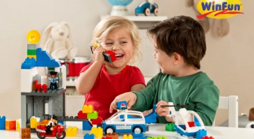 Đồ chơi cho trẻ sơ sinh 7-12 tháng tuổi